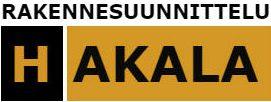 Rakennesuunnittelu Hakala Logo